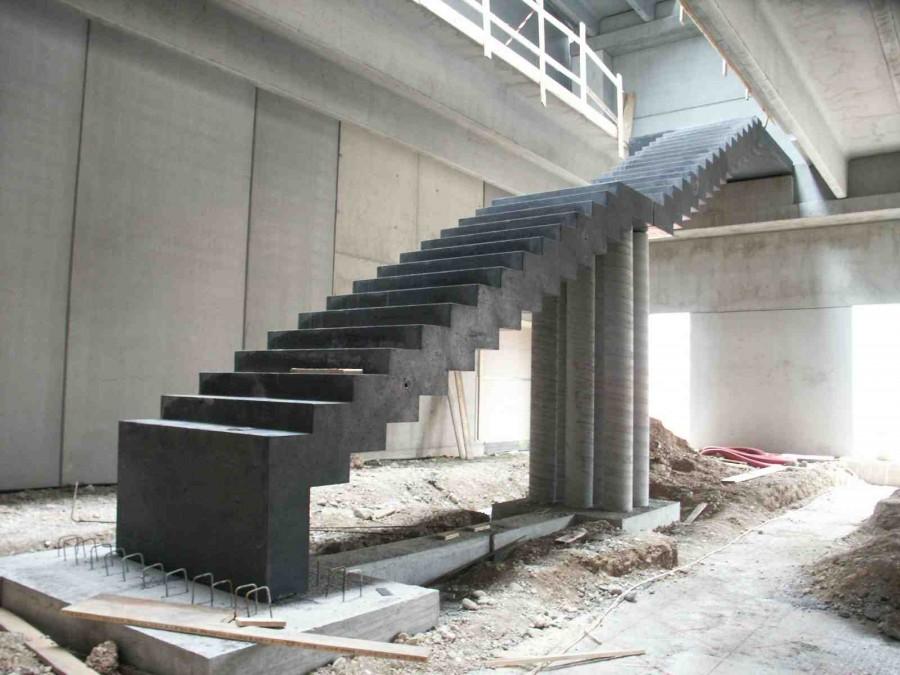 Mobili lavelli scale prefabbricate in cemento per esterni - Scale esterne prefabbricate ...