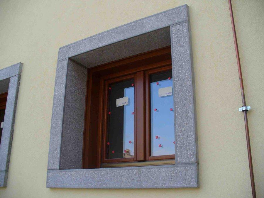 Contorni finestre pannelli termoisolanti - Imbotti in alluminio per finestre ...